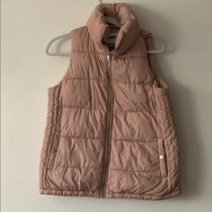 Old navy light pink vest